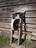 Meule rurale Photo stock