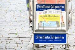 Meurent Zeit Image stock
