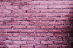 Meus tijolos minha parede imagens de stock
