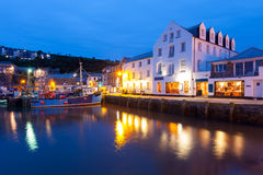 Mevagissey Cornwall Stock Photo
