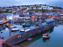 Mevagissey Cornwall Royalty Free Stock Image