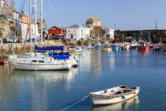 Mevagissey Cornwall England UK Royalty Free Stock Photos
