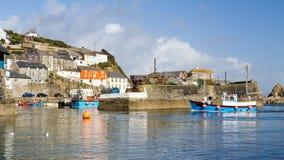 Mevagissey Cornwall England UK Stock Photography