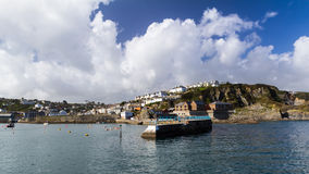 Mevagissey Cornwall England UK Royalty Free Stock Images