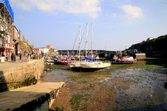 Mevagissey, Cornwall. Royalty Free Stock Photos