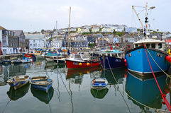 Mevagissey Royalty Free Stock Images