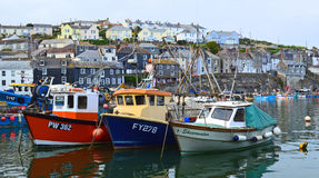 Mevagissey Royalty Free Stock Image