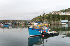 Mevagissey Harbour Royalty Free Stock Image
