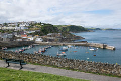Mevagissey Harbour, United Kingdom Stock Images