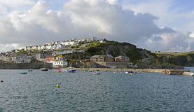 Mevagissy in Cornwall, England Royalty Free Stock Photography