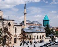 Mevlâna Müzesi and Mausoleum - Museum - Konya -  Royalty Free Stock Photo