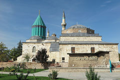 Mevlana complex, Konya, Turkey Royalty Free Stock Photos