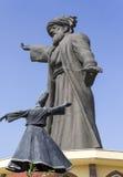 Mevlana. Huge statue of Mevlana Rumi Stock Photography