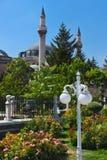 Mevlana mauzoleum przy Konya Turcja i muzeum Zdjęcie Royalty Free