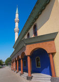The Mevlana Mosque, Rotterdam Royalty Free Stock Photography