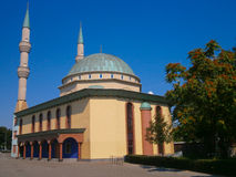 The Mevlana Mosque, Rotterdam Stock Images