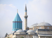 Mevlana museum Royalty Free Stock Photography