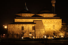 The Mevlana Museum in Konya. Stock Photo