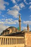 Mevlana-Museum in Konya, die Türkei Stockfotos