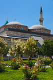 Mevlana Museum and Mausoleum at Konya Turkey Stock Photo