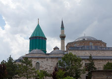 Mevlana museum and mausoleum Stock Photos