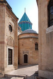 Mevlana museum mosque Stock Images