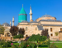 Mevlana museum Royalty Free Stock Images