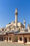Mevlana museum mosque Royalty Free Stock Photos