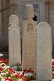 Mevlana museum mosque in Konya, Stock Image