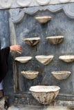 Mevlana museum mosque in Konya Stock Photography