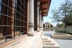 Mevlana Museum in Konya Turkey royalty free stock image