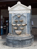 Mevlana museummoské i Konya, Royaltyfria Foton