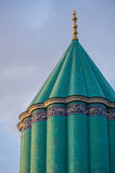 Mevlana's mausoleum Royalty Free Stock Image