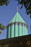 Mevlana's Tomb Stock Photo