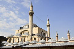 Mevlana's Tomb Stock Images