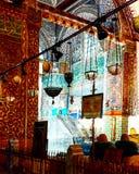 Mevlana tomb. Mevlana konya tomb  turkiye Royalty Free Stock Photography