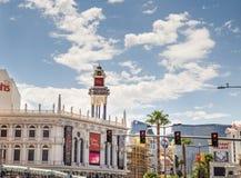 Mevrouw Tussauds Las Vegas Nevada Stock Afbeeldingen