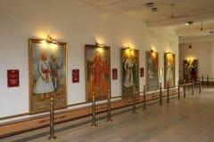 Mewar-Malereien, Udaipur, Rajasthan Lizenzfreies Stockbild