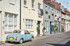 Mews in London. Stock Photos