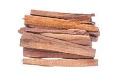 Mexicaans campèchehout voor gebruik als thee Stock Foto's