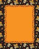 Mexicaans frame royalty-vrije illustratie