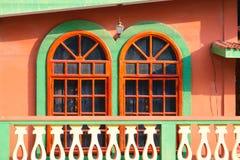 Mexicaans Huis royalty-vrije stock foto's