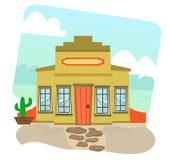 Mexicaans Restaurant vector illustratie