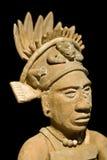 Mexicaans standbeeld royalty-vrije stock afbeelding