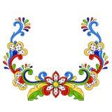 Mexicaans traditioneel decoratief voorwerp royalty-vrije illustratie