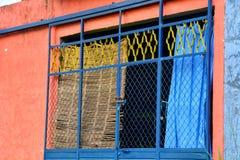 Mexicaans venster Stock Afbeeldingen