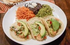 Mexicaans voedsel royalty-vrije stock afbeeldingen