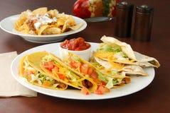Mexicaans voedsel stock afbeelding