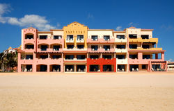 Mexicaanse architectuur Stock Afbeelding
