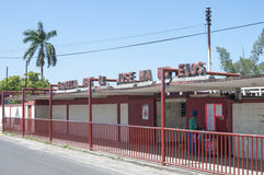 Mexicaanse basisschool Royalty-vrije Stock Foto's
